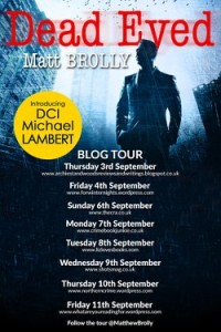 Dead Eyed Blog Tour